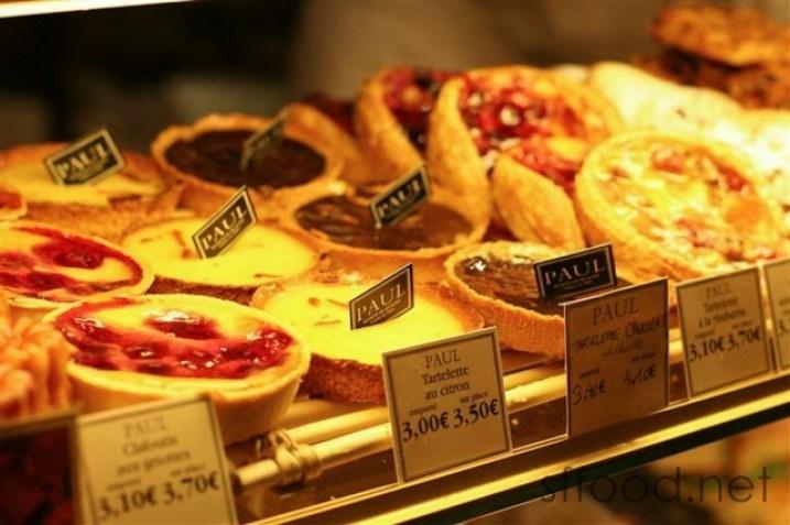 paris baked goods