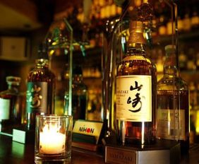 Scotch at Nihon Whisky Lounge - photo credit: SF Gate