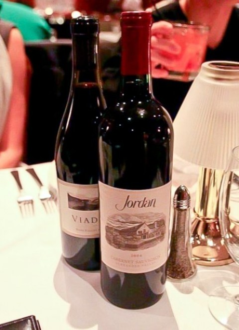 ruth's chris steakhouse wines