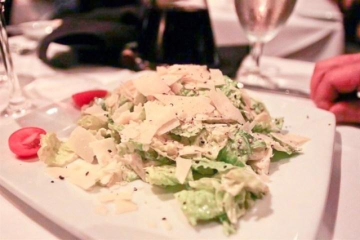 Ruth's Chris salad