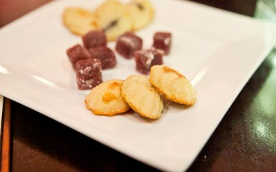 5a5 Steak Lounge Desserts