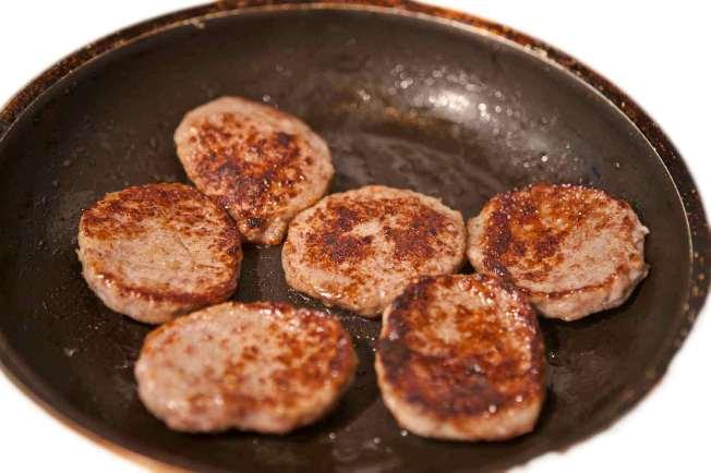 scrambled-eggs-excised-sausages