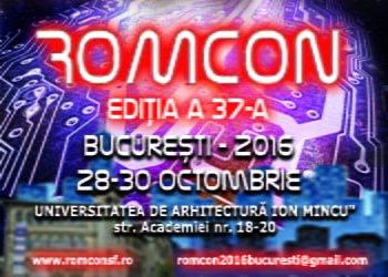 Banner Romcon 2016