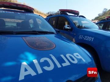 POLICIA MILITAR BATALHÃO NOVO PÁDUA 9