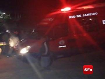 bombeiros itaocara ambulância
