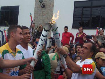 TOCHA OLÍMPICA SÃO FIDÉLIS RJ 7
