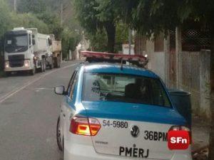 caminhões prefeitura cambuci 2