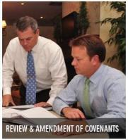 kbr review amendments of covants