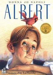 albert-by-donn-jo-napoli cover