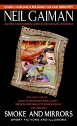 smoke-and-mirrors-short-fictions-and-illusions-by-neil-gaiman cover iamge