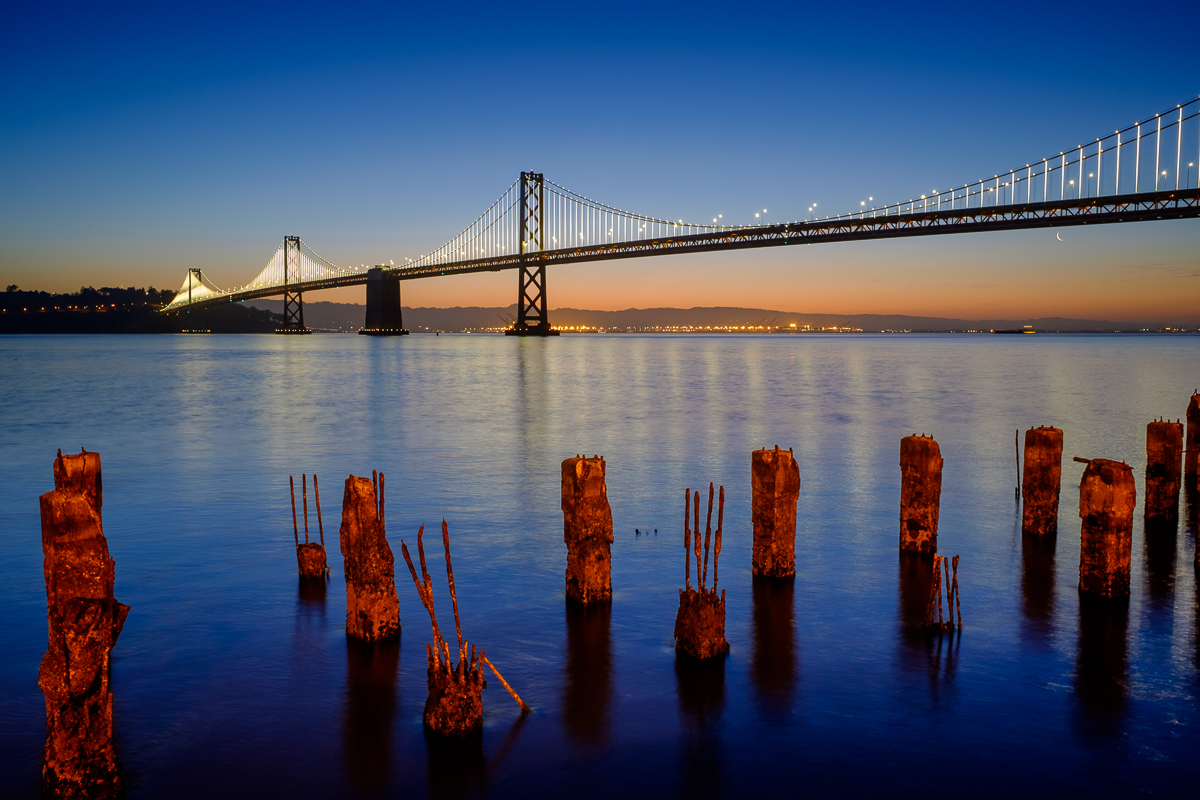 Running in san francisco christoph papenfuss photography for Bay bridge run 2016