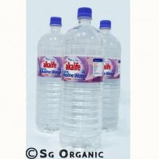 Certified Organic Alkaline Water from Alkalife