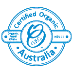 Australian Organic Certification - Organic Food Chain Australia