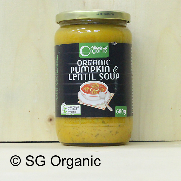 sg organic pumpkin and lentil soup (1)