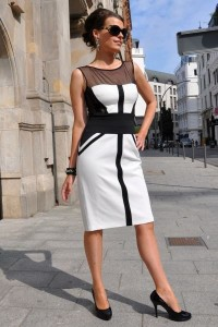 white-bcbg-maxazria-dress-black-roberto-cavalli-sunglasses_400