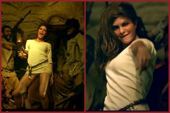 jacqueline fernandez item number dishoom