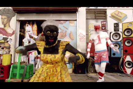 The Treatment of Black Bodies by Die Antwoord