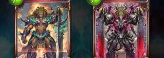 シャドウバース 漆黒の獣戦士