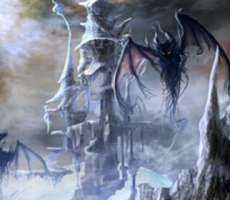 吸血鬼の古城