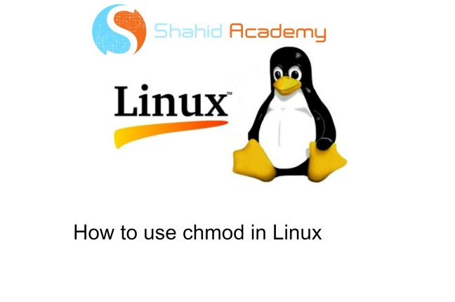 Linux-chmod
