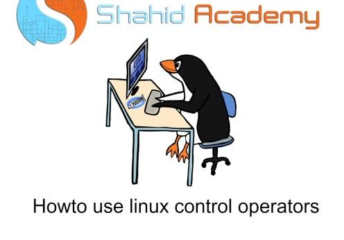 linux-control-operators