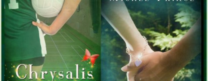My Review of Michel Prince's 'CHRYSALIS' – A #YA #Paranormal Romance #cblspromos