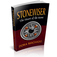 Audio Book #Review of The Heart of the Stone (Stonewiser, #1) & Interview with Dora Machado #fantasy #IWSG