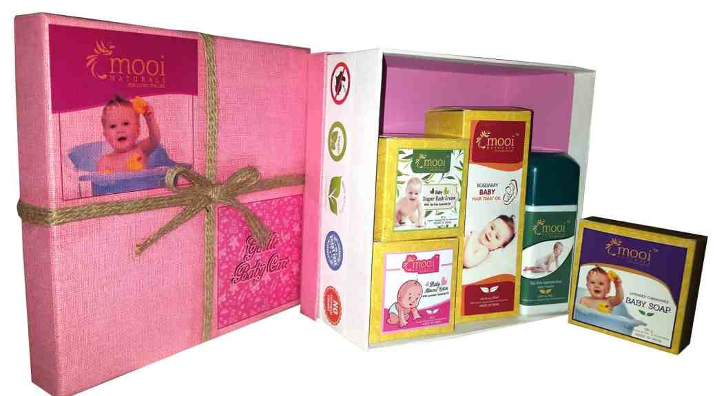 Mooi Naturals Baby Products