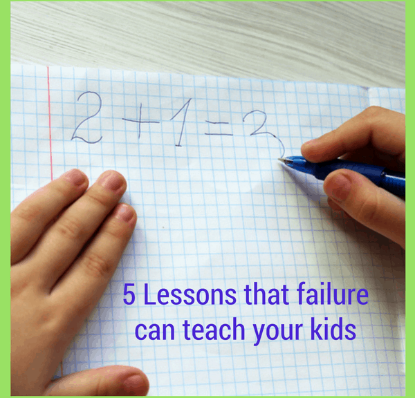 Failure and Life lessons