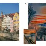 """O novo algoritmo neural consegue """"pintar"""" fotografias em qualquer estilo: De Van Gogh a Picasso."""