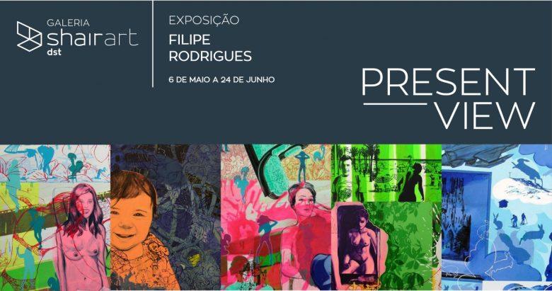PRESENT VIEW por Filipe Rodrigues