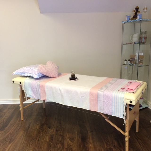 shakti treatment bed