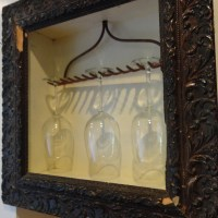 Shadowbox Winerack