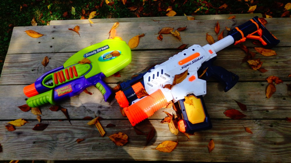 water guns from Shalavee.com