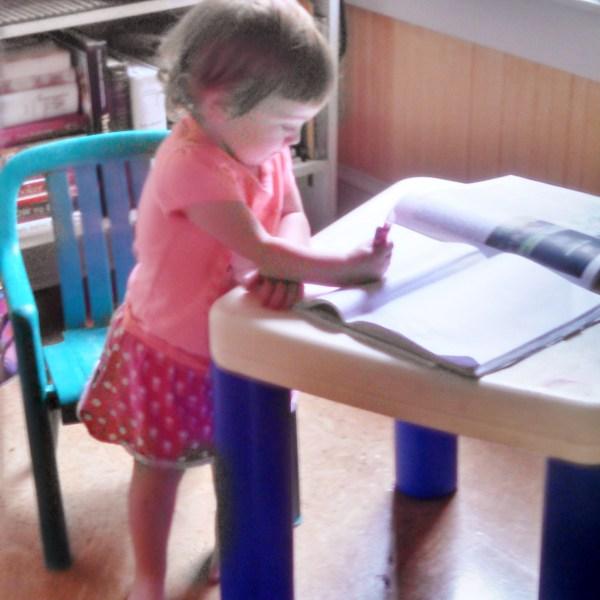 Toddlerhood Has Begun…Sigh
