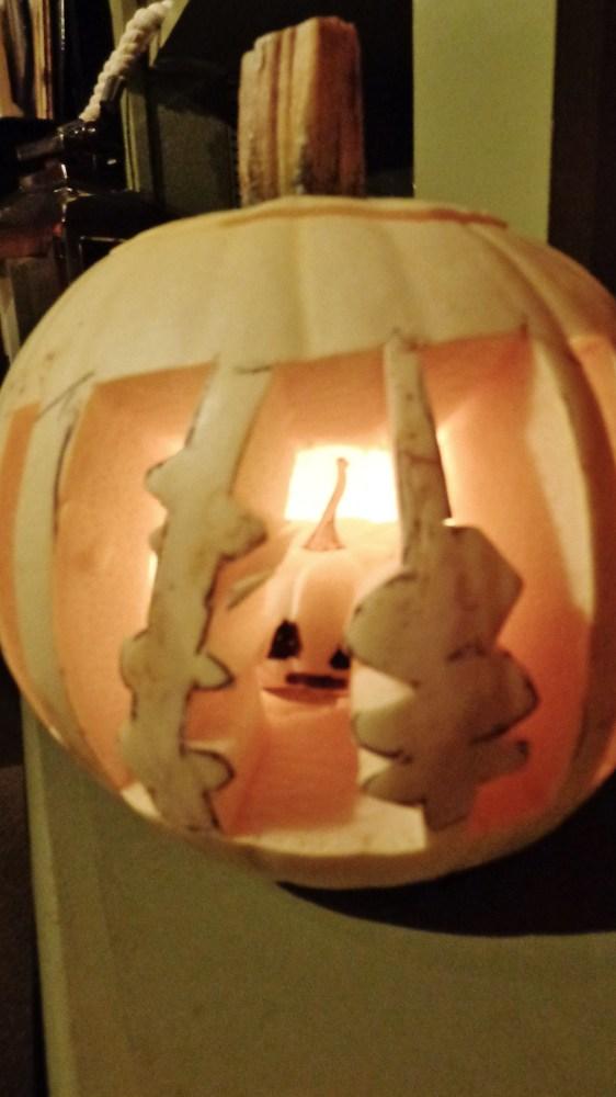 Eamon's jack o' lantern on shalavee.com