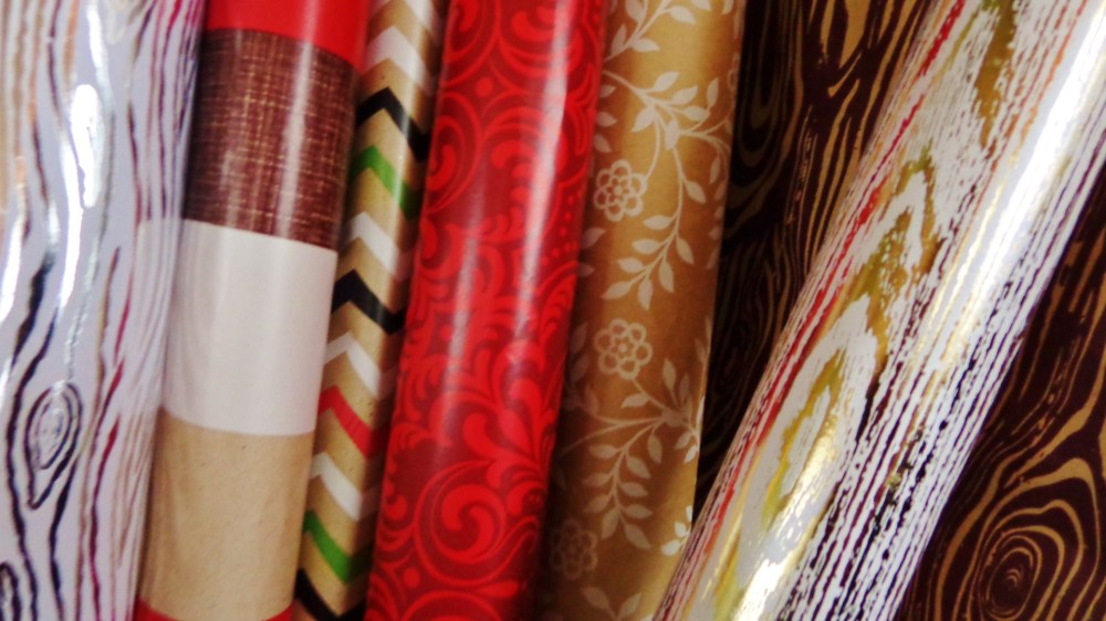 2014 wrapping paper line up on Shalavee.com