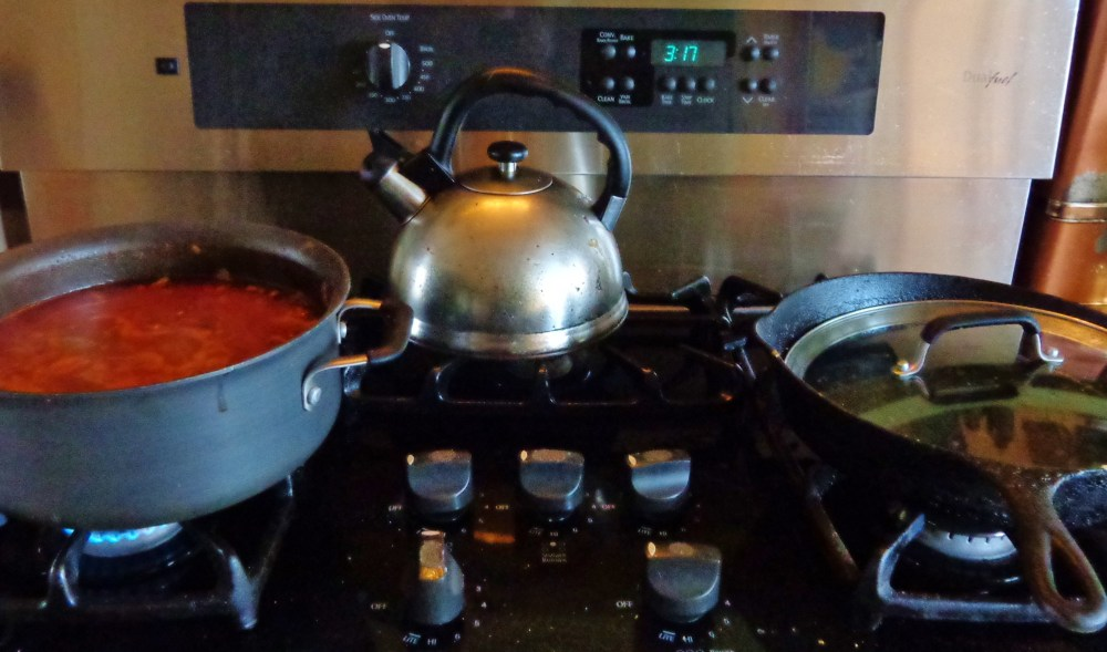 cooking on Shalavee.com