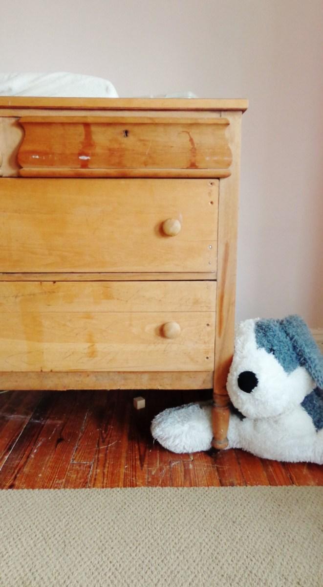The Dresser Redesign : Fiona's Room