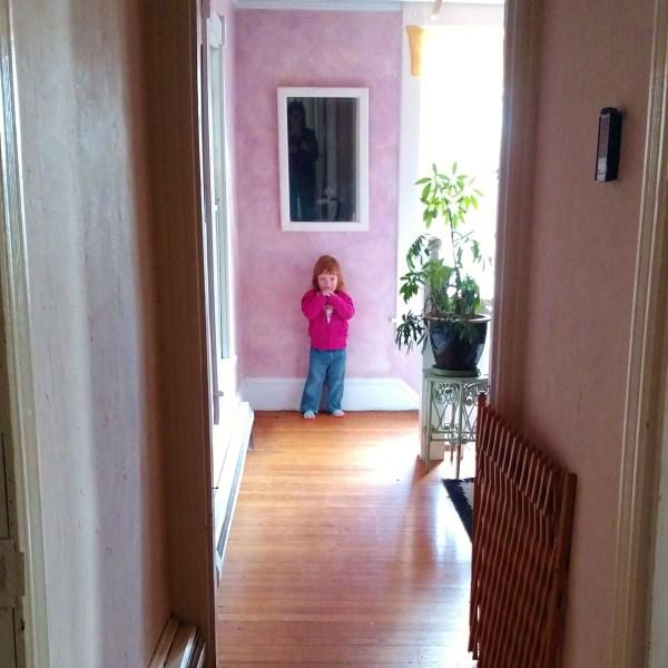 Post Traumatic Toddler Disorder