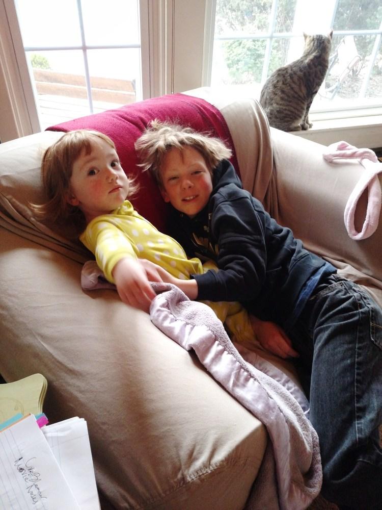 Babies in my chair on Shalavee.com