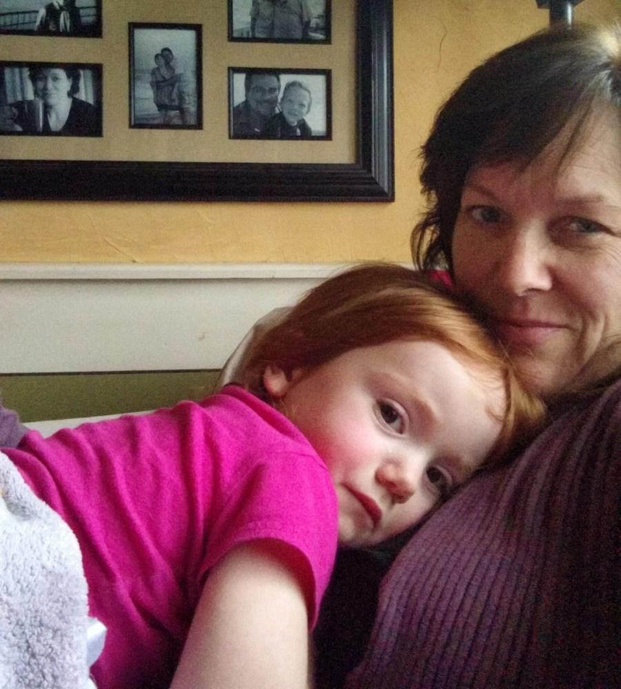 Fiona and Me Selfie on Shalavee.com