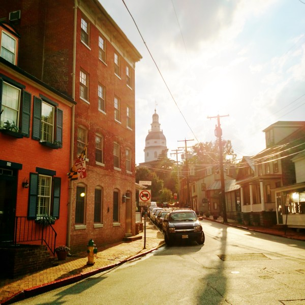 Annapolis with Leah