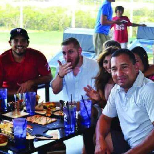 San Antonio Pipeliners' Summer Mixer