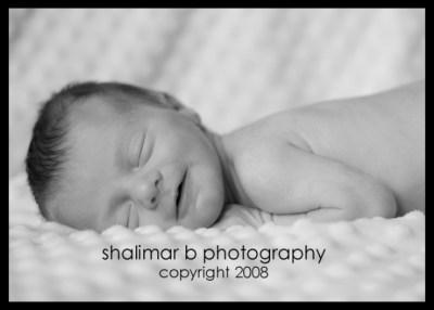 photo of newborn