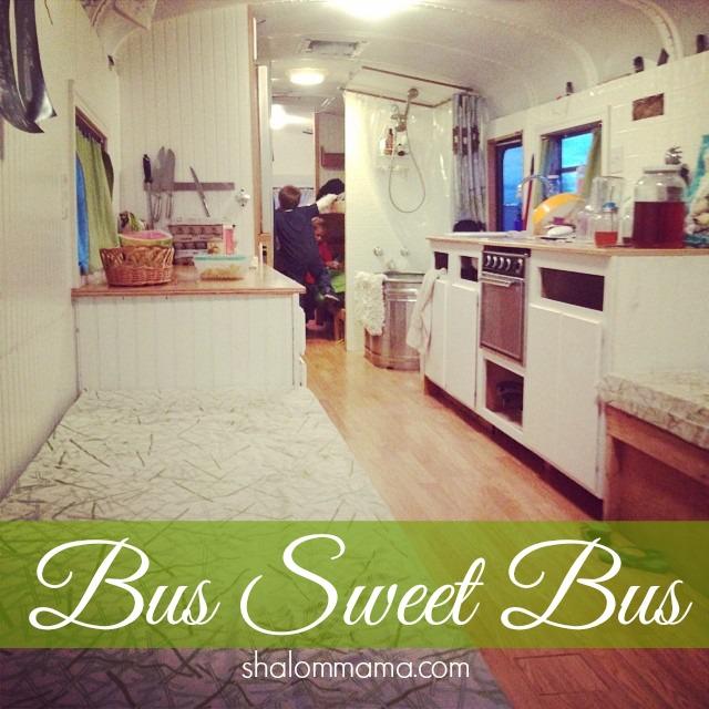 Bus Sweet Bus a Special Announcement & the Latest Bus Tour