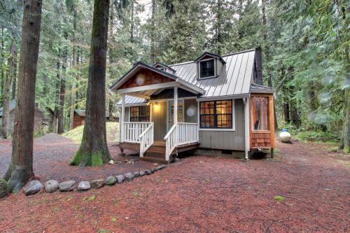 Rental cabin of awesomeness