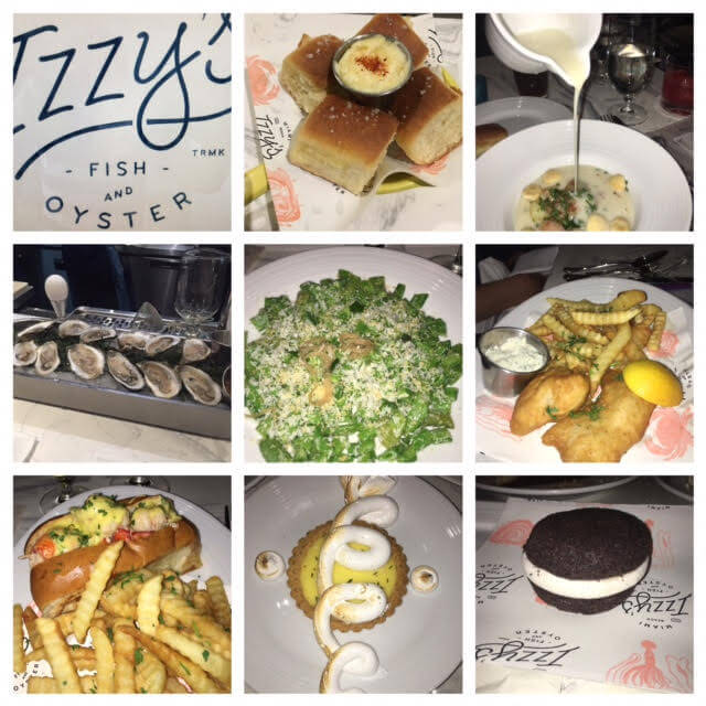 izzy 39 s fish and oyster miami shanea savours tor mia