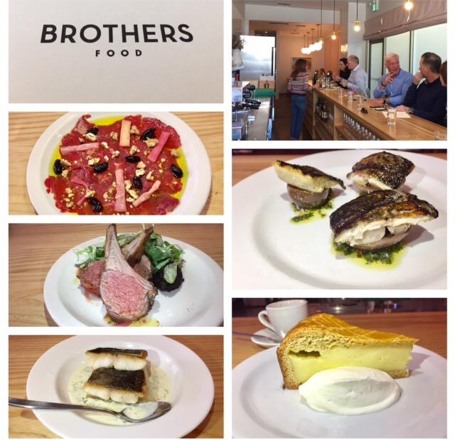 Brothers Food and Wine Toronto
