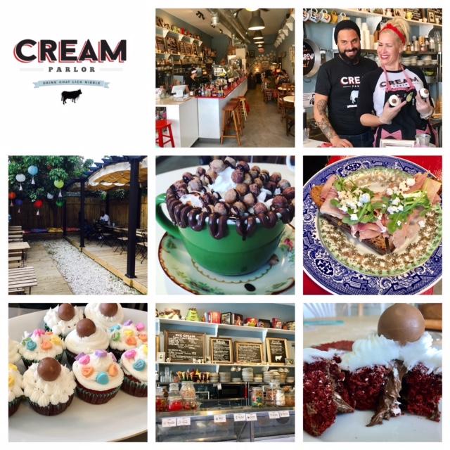 Cream Parlor, Miami